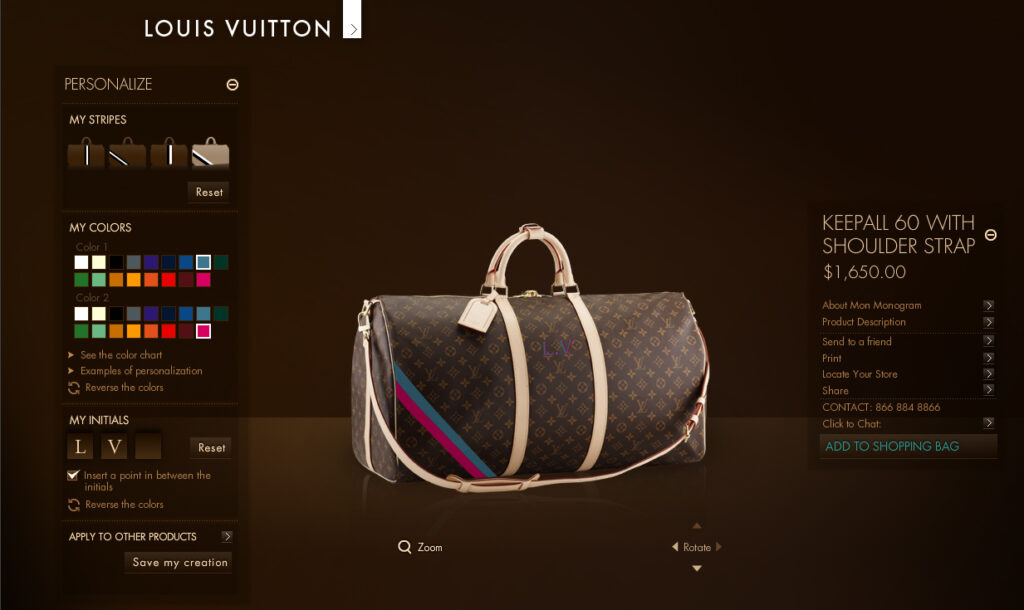 Mon Monogram Louis Vuitton